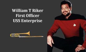 Commander William Riker by ThetaKoshei