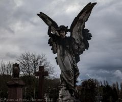 Putney Vale and Kensal Green Cemeteries 5 by Elfsire