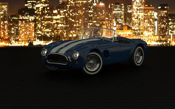 AC Cobra by Ghostdmn