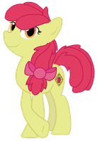 Older Applebloom by StarryOak