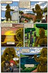 Talos Comic Page 2 Preview by Enshohma