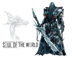 Soul of the World Wallpaper by AbyssalCerebrant