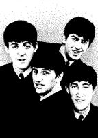 The Beatles by Hal-2012