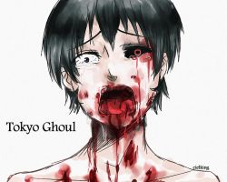Tokyo Ghoul: blood by cielking