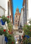 Cordoba - The Street of Flowers by AgiVega
