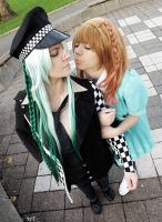 Ukyo and Heroine - Amnesia by SSward