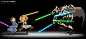 Bring it on Grievous by Niban-Destikim