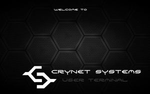 Welcome to Crynet by avrorka