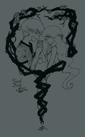 The Forest Rose by Lilblkrose