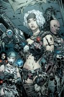 Gears girls by LiamSharp