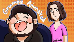 Game Grumps Animated, Cell Shade by BrushBell