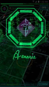 Aenarie ~ Pittsburgh Ingress Enlightened by IceQueenOfBlood
