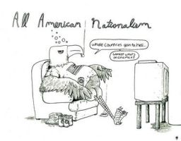 All American Nationalism by blackpassmore