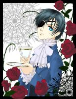 Ciel Phantomhive by Tacto