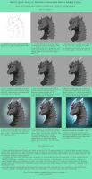 Guide to Greyscale Painting by Namiiru