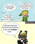 Not THAT Twilight... by hpfan-atic
