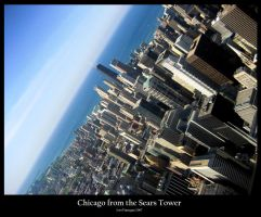 Chicago From Above by irishgirl982