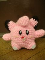 Clefairy by CataCata23