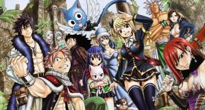 Fairy tail by SavageOne666