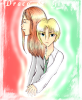 Draco and Ginny by missy509