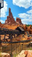Big Thunder Mountain Railroad by LadyInquinnsitor