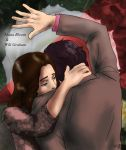 Hannibal - Alana and Will by FuriarossaAndMimma