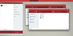 X-reD Theme for win 8/8.1 by cu88