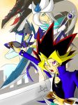 My Fight Is My Own by Yami-No-Spirit-luver