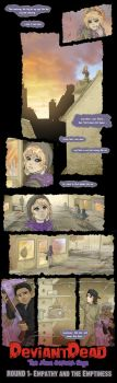 DD Round 1, Page 1 and 2 by Sephiramy