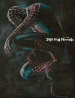Spiderman by Mphoenix169