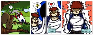 Comic strip commission 33 by Ritualist