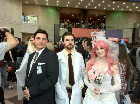 Archer: Archer, Krieger, and Virtual Girlfriend by SomniumQuiesco