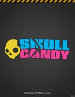 Skullcandy Breaking by Mickka