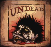 the UNDEAD by TovMauzer