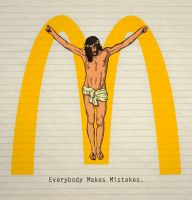 McJesus by Raskol21