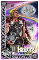 Thor Origin by jlonnett