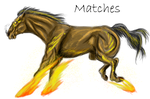 Matches by RogueDraken