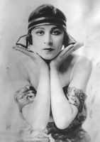 Vintage Stock - Fanny Brice by Hello-Tuesday