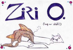 -+-Ziri badge 01-+- by zirio