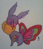 Ataleon- Bug Eeveelution by Torus333
