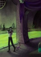 [WoW] Undercity by SirMeo