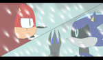 2 Swordsmans Meeting (Preview) by toni987