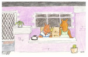 Porch toast by inner-etch