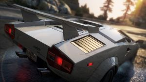 Countach QV5000 Most Wanted 2012 by RyuMakkuro