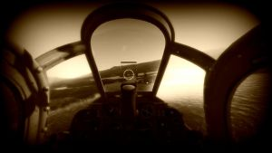 War Thunder: Eyes of a Pilot by PurplePhantom104