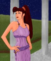 Megara Realistic Revisited by FalseDisposition