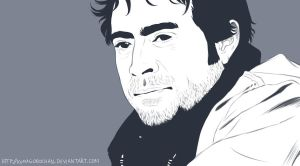 Supernatural - John Winchester by Kumagorochan