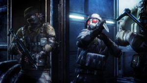RE operation raccoon city 159 by heatheryingNL