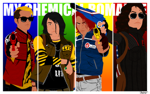 KILLJOYS by xsafety-pinnedx