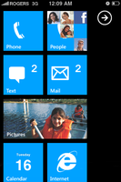 Windows Phone 7 Theme by Angelman8